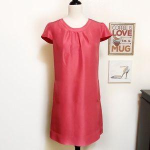 kate spade ♠️ Pink Bow Shift Dress